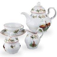 Seltmann Сервиз чайный Haarwild-Serie на 6 персон, 15 пр.