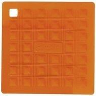 Silikomart Прихватка-подставка для горячего, 17.5х17.5 см, оранжевая