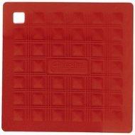 Silikomart Прихватка-подставка для горячего, 17.5х17.5 см, красная