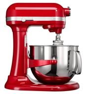 KitchenAid Миксер планетарный, красный, 3 насадки