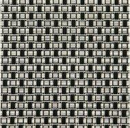Sambonet Салфетка подстановочная (56529-EG), 42х33 см, серо-черная