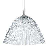 Koziol Подвесной светильник REED (1950535), 44х44х27 см, прозрачный
