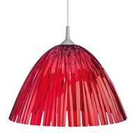 Koziol Подвесной светильник REED (1950536), 44х44х27 см, красный
