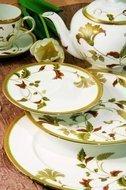 Noritake Сервиз чайный Золотая лоза, на 6 персон, 17 пр.