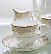 Noritake Сервиз чайный Итальянская роза, на 12 персон, 29 пр.