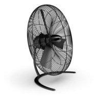 Stadler Form Вентилятор универсальный Charly Fan Floor, черный