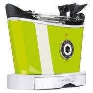 Casa Bugatti Тостер двухслотовый Volo, зеленое яблоко