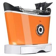 Casa Bugatti Тостер двухслотовый Volo, оранжевый