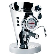 Casa Bugatti Кофеварка Espresso Diva, хром
