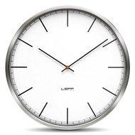 Leff Часы настенные one55 index, белые