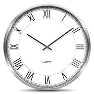 Leff Часы настенные one45 roman, белые
