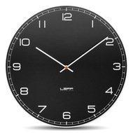 Leff Часы настенные one55 arabic, черные