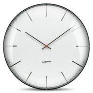 Leff Часы настенные one45 index, белые