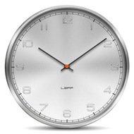 Leff Часы настенные one25 arabic, алюминий