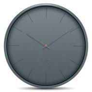 Leff Часы настенные tone35 index, серые