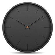Leff Часы настенные tone35 index, черные
