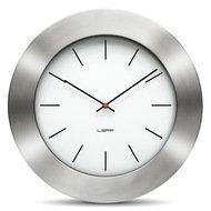 Leff Часы настенные bold35 index, белые