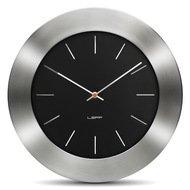 Leff Часы настенные bold35 index, черные