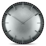 Leff Часы настенные dome45, серые