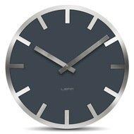 Leff Часы настенные metlev35 index, серые