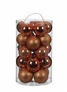 Triumph Tree Набор пластиковых шаров, медные, 23 шт.