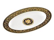Leander Блюдо для гарнира овальное Сабина Версаче Классик, 22 см