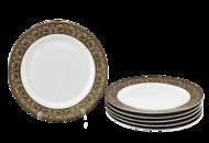 Leander Набор тарелок десертных Сабина Версаче Классик, 19 см, 6 шт.