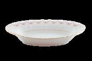 Leander Корзина для хлеба Соната Розовая нить, 33.5 см