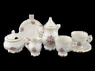 Leander Подарочный набор кофейный мокко Соната Весенние цветы Тет-а-тет
