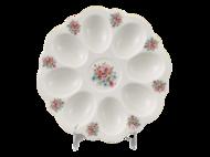 Leander Поднос для яиц Соната Весенние цветы