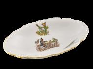 Leander Блюдо овальное Мэри-Энн Лесная сказка, 23 см