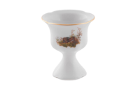 Leander Чашка для яйца на ножке Мэри-Энн Лесная сказка