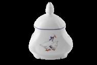 Leander Шкатулка для чайных пакетов Гуси (0.65 л)