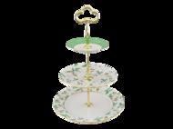 Leander Горка Мэри-Энн Зелень и золото, 3 уровня
