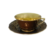 Leander Чашка низкая Виндзор (0.15 л) с блюдцем