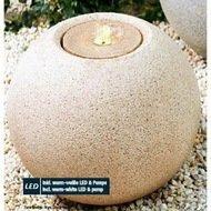 EMSA Фонтан Boya шар, 50х44 см, песочный
