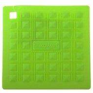Silikomart Прихватка-подставка для горячего, 17.5х17.5 см, зеленая