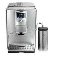 Nivona Кофемашина CafeRomatica NICR855, серебристая + Кофе в зернах 125-Ru, 1 кг