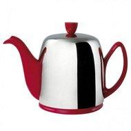 Guy Degrenne Чайник заварочный с ситечком на 6 чашек (0.9 л), красный