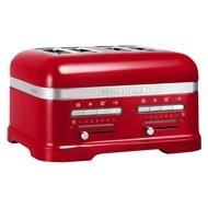 KitchenAid Тостер Artisan для 4 тостов, 5KMT4205EER, красный