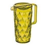 Koziol Кувшин CRYSTAL (1.6 л), прозрачный оливковый (3688588)