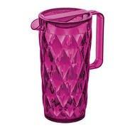 Koziol Кувшин CRYSTAL (1.6 л), прозрачный розовый (3688507)