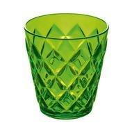 Koziol Стакан CRISTAL L (200 мл), прозрачный зеленый (3545543)