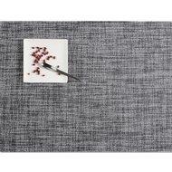 CHILEWICH Салфетка подстановочная Boucle Black+White, 36х48 см, плетение