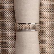 CHILEWICH Кольцо для салфеток Linen