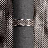 CHILEWICH Кольцо для салфеток Light grey