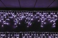 Globall Concept Гирлянда-бахрома Icicle Curtainlight LED, влагозащищенная, 3 x 0.7 м, 150 LED, белая