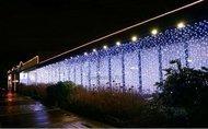 Globall Concept Световой занавес Curtainlight LED, 2x3 м, 490 синих LED
