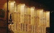 Globall Concept Световой занавес Curtainlight LED, 2x3 м, 490 теплых белых LED