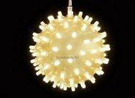 Globall Concept Световой шар Lightball LED, 18 см, 100 теплых белых LED